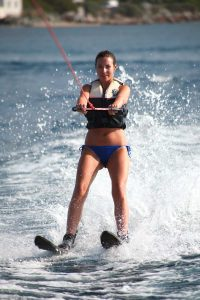 water sports activity holidays waterskiing